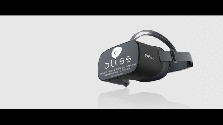 Composition de musiques originales pour l'application de réalité virtuelle Bliss