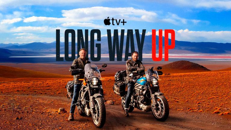 """Synchronisation du morceau """"Refuge"""" de Ô Lake dans la série documentaire américaine """"Long Way Up"""" (Apple TV - Épisode 6)"""