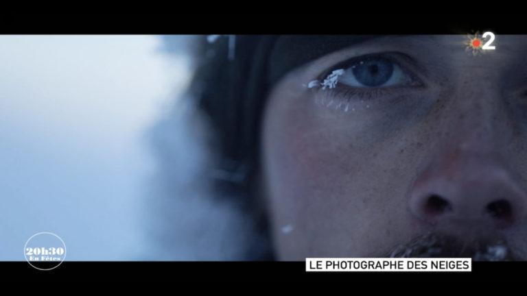 """Synchronisation du morceau """"Refuge"""" de Ô Lake sur le documentaire """"Le photographe des neiges"""""""