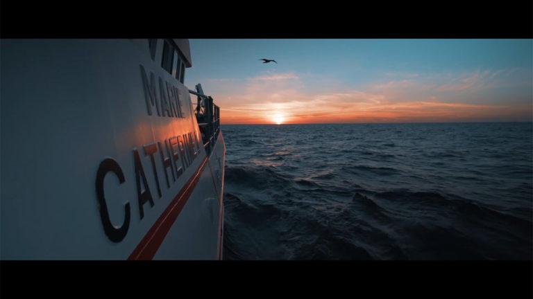 """Synchronisation du morceau """"Avalanche"""" de Ô Lake sur le film """"Le temps d'une marée"""" de François Dourlen"""